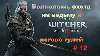 Прохождение The Witcher 3: Wild Hunt Волколака и охота на ведьму # 12