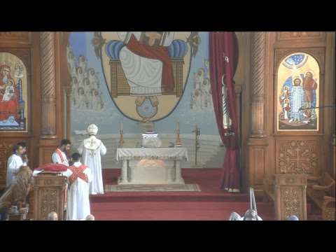 Sunday Divine Liturgy - 2017/09/17 - St. Mark Coptic Orthodox Church, Toronto