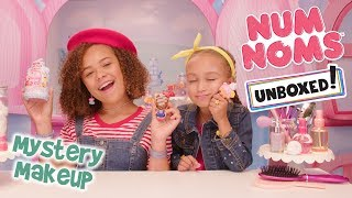 Unboxed! | Num Noms | Season 3 Episode 9: Mystery Makeup