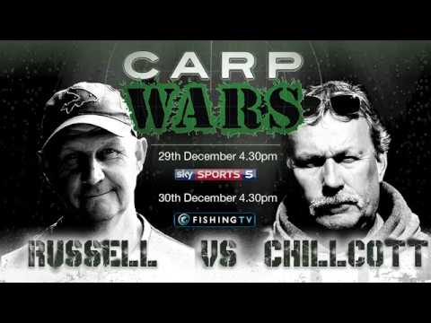 Carp Wars Episode 5 - Ian Russell vs Ian Chilcott