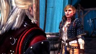 Witcher 2 - Секс: Бьянка и Геральд . Видео 18+