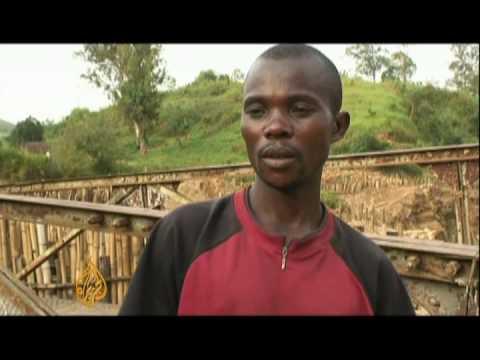 DR Congo's poor gold diggers - 11 Apr 09