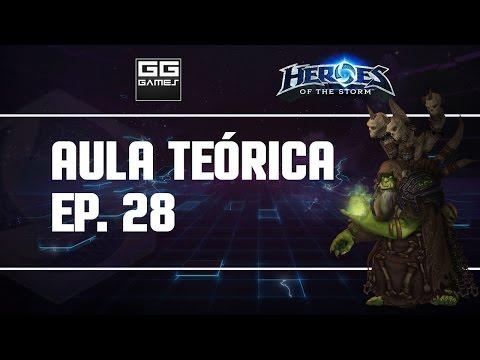 Heroes of the Storm Aula Teórica - Gul'dan, o novo super sustain (PTR)