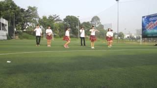 HIP HOP TUỔI 18 CLB KỸ NĂNG DSC - CĐ CÔNG THƯƠNG 2013