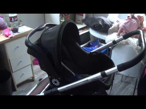 Brio Sing - new stroller, travel system & pram - first impression