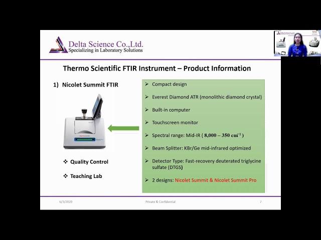 FTIR Instrument_ Product Presentation