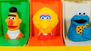 Sesame Street Learn to Count 1-5 and Learn Colors with PJ Ma...