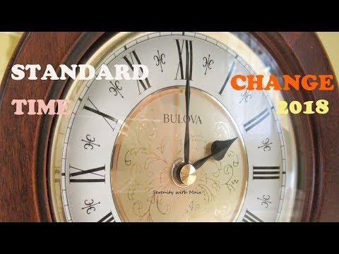 TURN BACK TIME I When Do the Clocks go back in 2018 I Bulova
