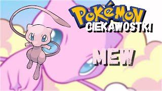 Pokemon Ciekawostki #26 – Mew