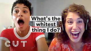 My White Mom and I Play Truth or Drink   Truth or Drink   Cut