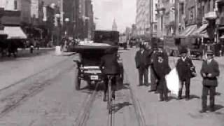 Trip Down Market Street 1906 (Restored Full Version)