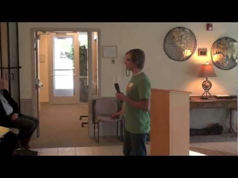 How To Raise Money With Kickstarter - NorthFront Entrepreneur Event - Aug '12