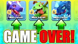 A NEW OP META 🔥 UNLEASH THE FLYING BEASTS! - Clash Of Clans