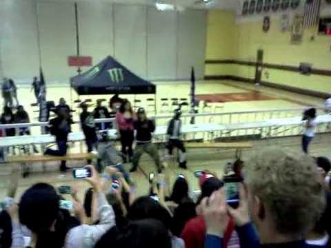 99.1 KGGI, Audio Push, & Rej3ctz At Colton High School