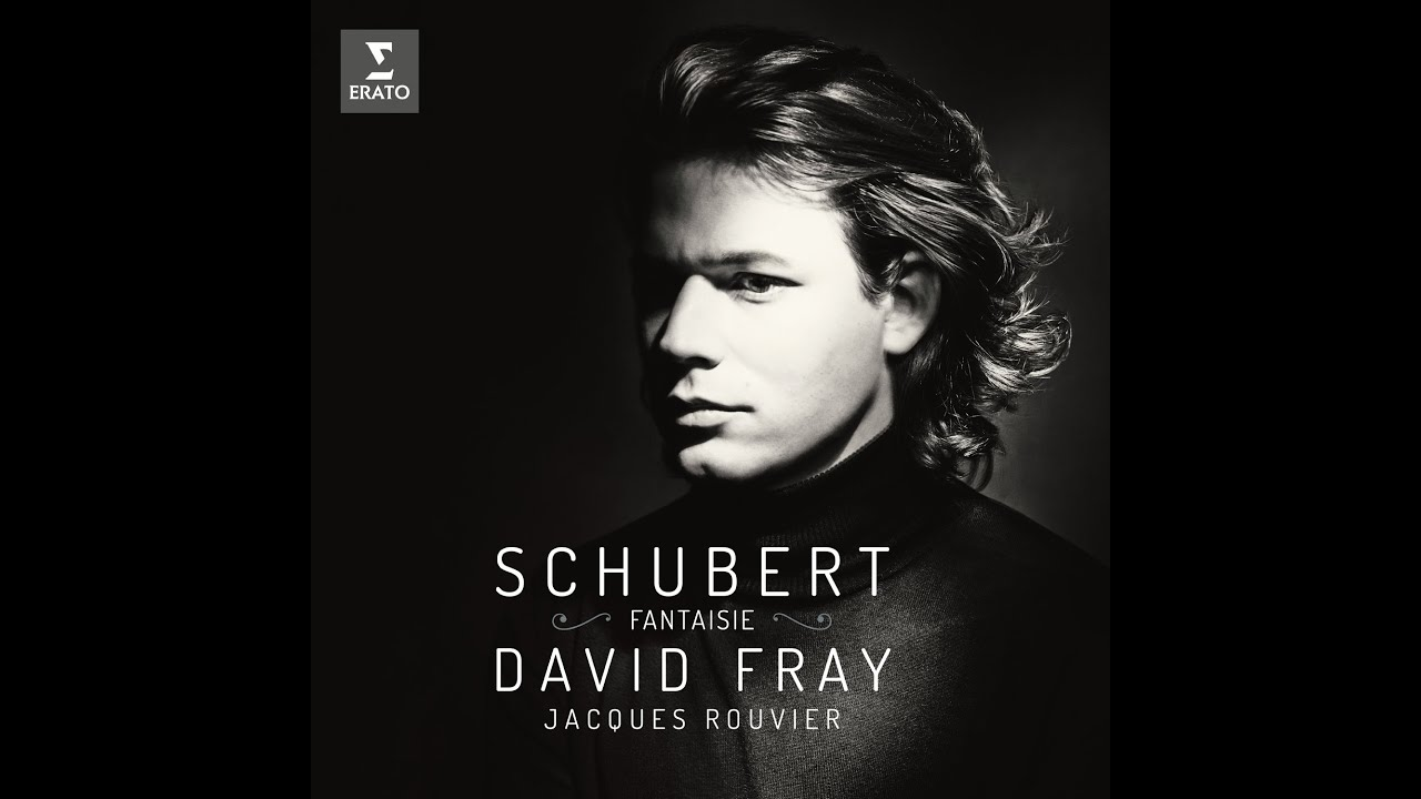 David Fray: Schubert piano music and duets from the album 'Fantaisie'