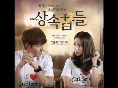 HEIRS OST PT 1 Lee Hongki   I'm Saying HQ MP3
