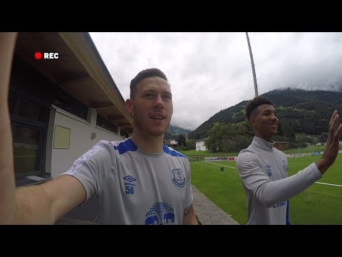 Player Cam: Gethin Jones