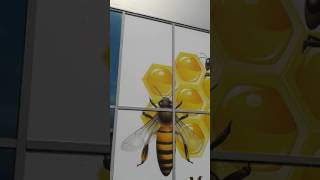 Прикол с пчелами