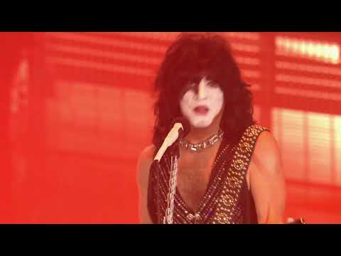 """Lick It Up Live 4K"" KISS 2020 Goodbye Atlantis, The Palm, Dubai"
