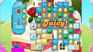 Candy Crush Soda Saga Level 813 NO BOOSTERS