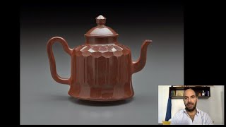 Cocktails with a Curator: Böttger's Teapot