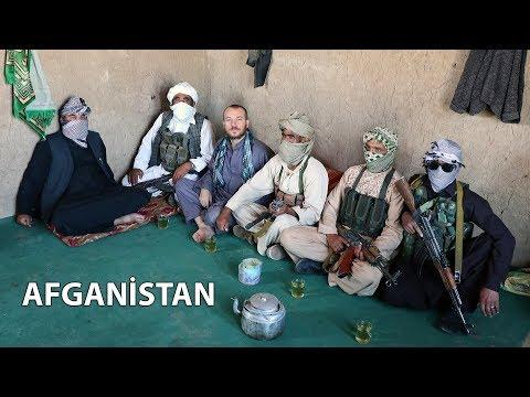 Afganistan Gezim ve Talibanla Buluşmam