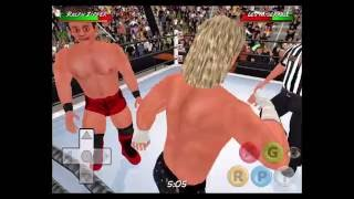 The Miz (c) vs Dolph Ziggler -  Retirement Match - No Mercy - Wrestling Revolution 3D