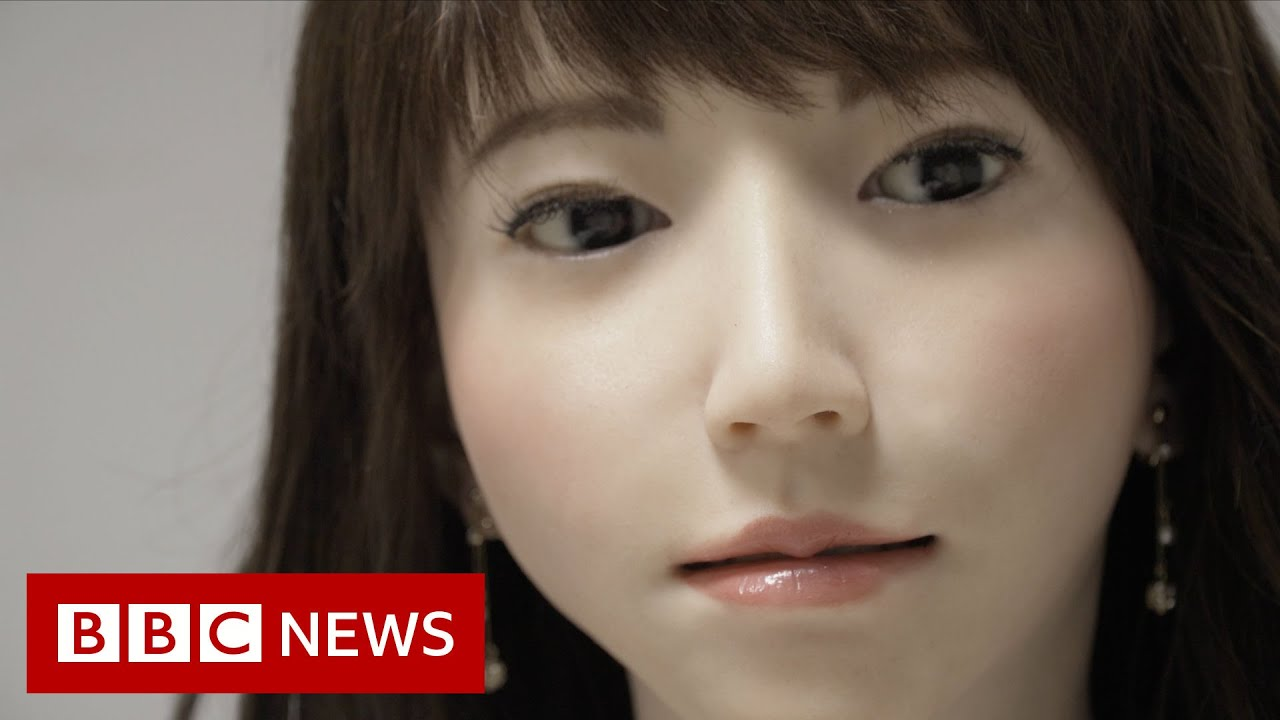 My date with a robot - BBC News