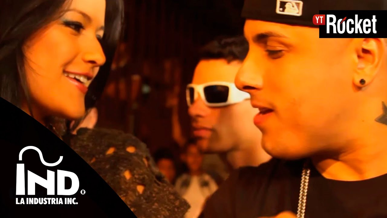 Nicky Jam Piensas En Mi Video Oficial Nickyjampr Youtube