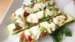 RECIPE: Zucchini Pizza Boat | Episode 87 | Taste From Home
