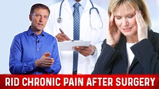 relieve chronic pain after surgery