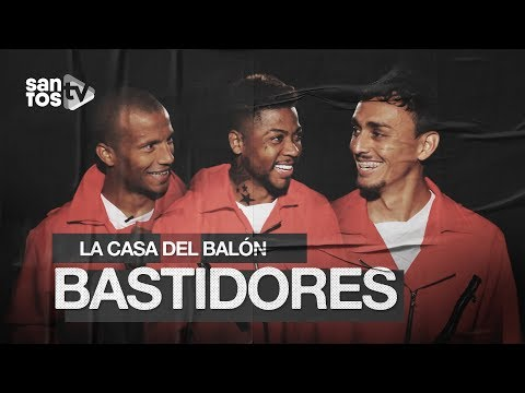 MAKING OF DA LA CASA DEL BALÓN!