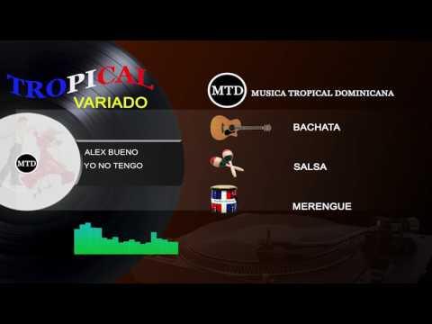 MUSICA TROPICAL DOMINICANA VOL 53 .TROPICAL (VARIADO) . BACHATA, SALSA Y MERENGUE . 2017.