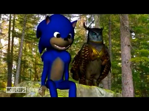 Sonic And Longclaw Full Deleted Scene Sonic The Hedgehog 2020 Movie Clip Hd Youtube