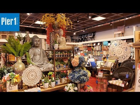 PIER 1 IMPORTS HOME DECOR * KITCHEN CLEARANCE * SHOP WITH ME 2019