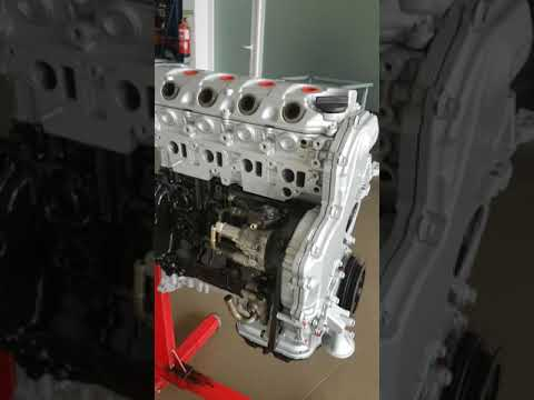 Фото к видео: Nissan Almera II YD22DDT