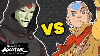 Aang vs. Amon: Avatar Bender Battles #1   Avatar