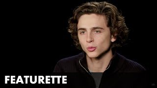 BEAUTIFUL BOY - A Cinematic Journey Featurette - Starring Timothée Chalamet