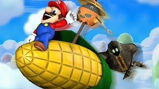 SMG4: Mario's Corn Trip