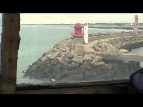 "Onboard P&O Ferries ""Pride of Calais"". Port of Calais, Calais, France - Dover, Kent, England, UK"