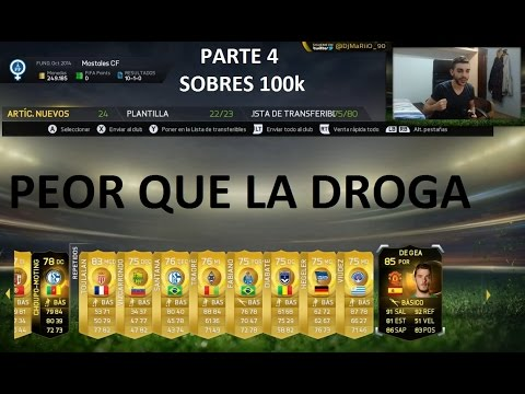 FIFA 15 | ¿HAZARD IN A PACK? SOBRES DE 100.000 | EP.4 | PACK OPENING | BLACK FRIDAY | DjMaRiiO