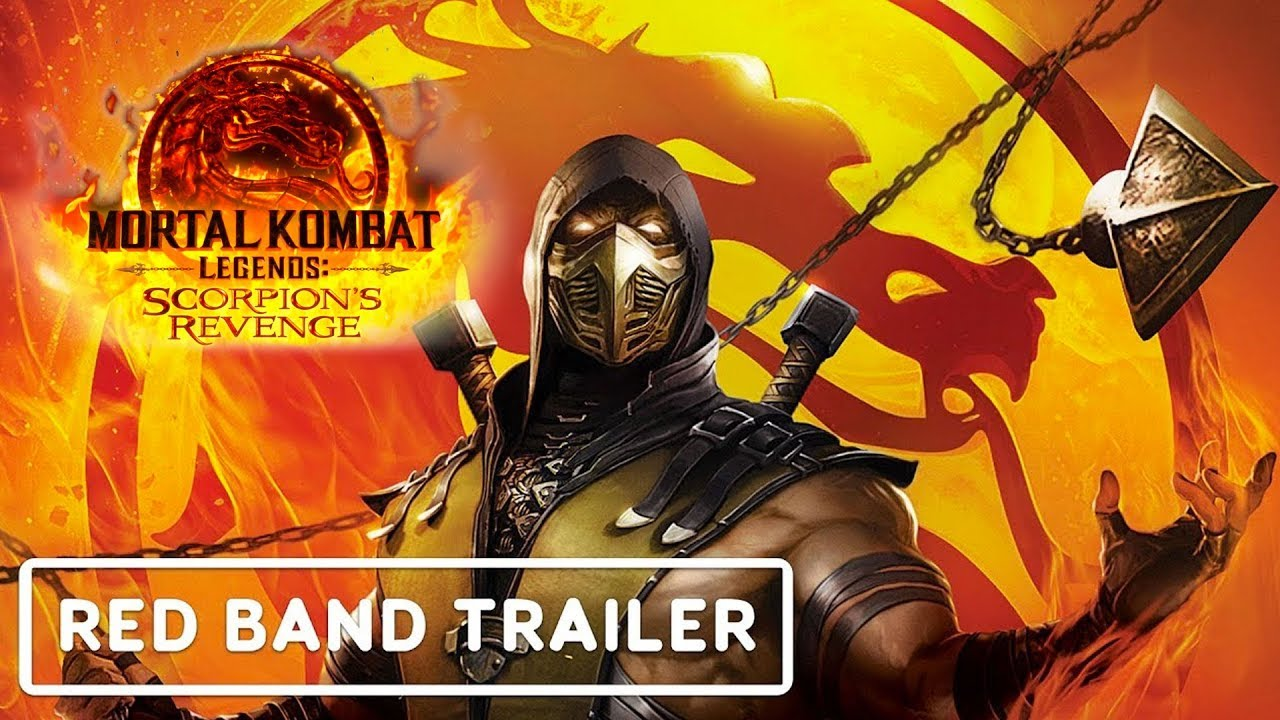 Watch Mortal Kombat Legends: Scorpion's Revenge (2020) HD Full Movie Online Free 123Movies