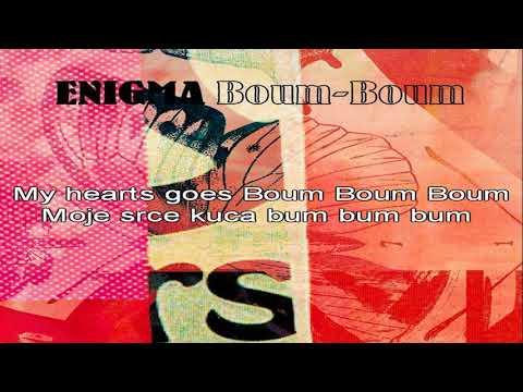 Enigma - Boum Boum/Bum bum (with lyrics + prevod na srpski)