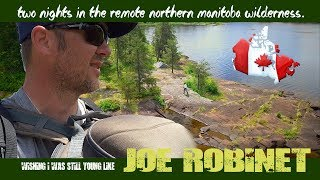 2 Night Solo Camping Trip In the Remote Northern Manitoba, Canada Wilderness