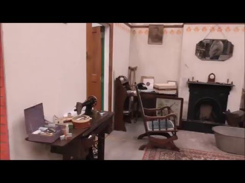 Living Room 1940s ww2 1940s living room life on the home front - youtube
