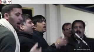 Hussain Tere Lahu Ki Khushboo (Matam)