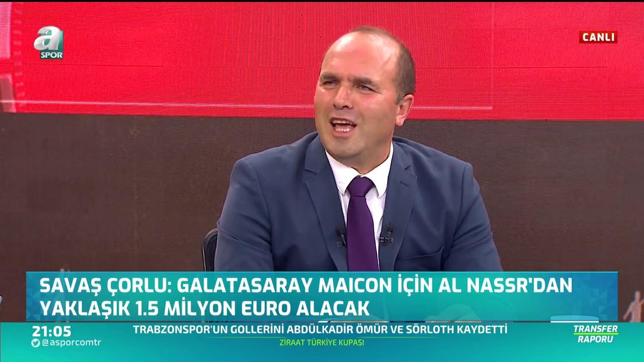 """Savaş Çorlu: """"Galatasaray'ın Transfer Gündemini Tüm Ayrıntılarıyla Anlattı"""""""