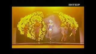 Оля Полякова - #Шлёпки (Песня Года 2013 live)