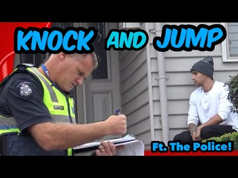Knock and Jump