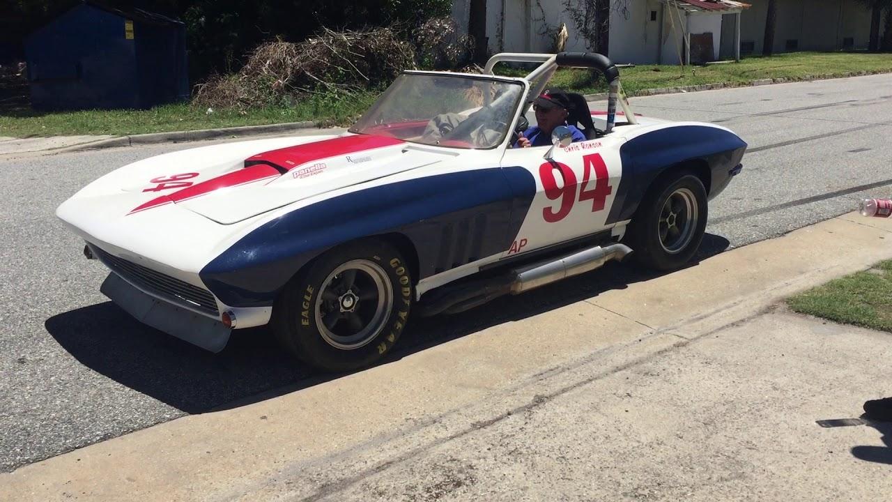 1966 Corvette AP Racecar